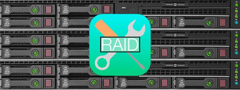 Qué configuración de RAID es mejor para mi servidor