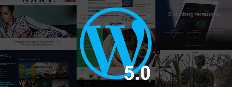 WordPress 5.0 con Gutenberg ¿Actualizar o no?