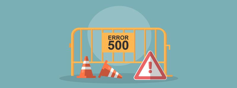 Http Error 500 qué significa y cómo solucionarlo