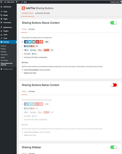 addthis plugin redes sociales demo uno