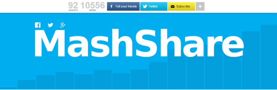 MashShare Social Media Share Buttons