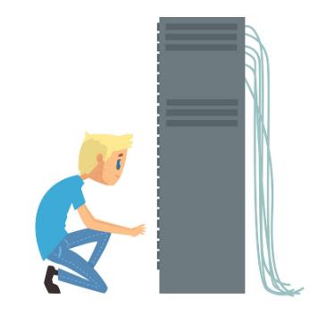 Administrar servidor dedicado sysadmin