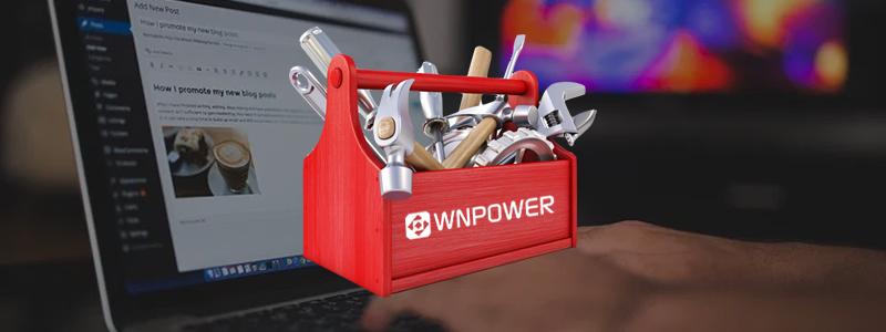 3 herramientas WordPress de WNPower sencillamente geniales