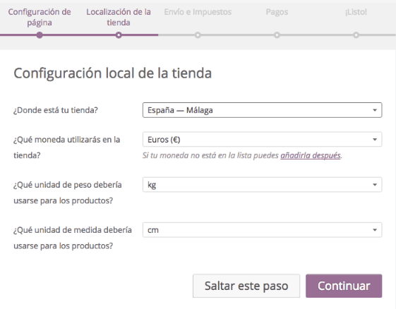 instalar woocommerce 4 wordpress