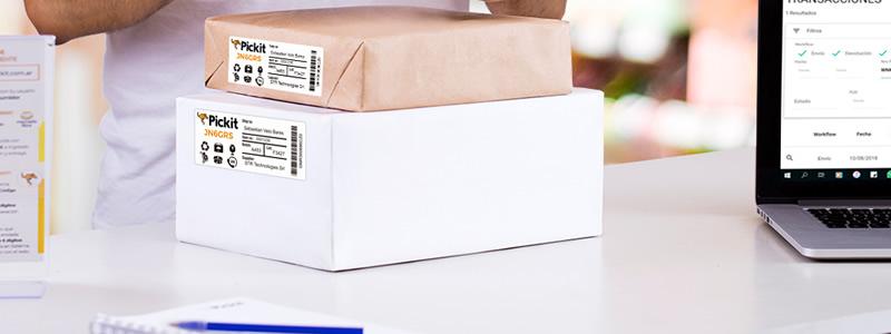 entrega de paquetes vender redes sociales coronavirus negocio online vender ventas