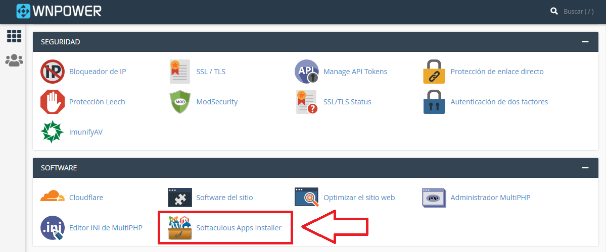 instalar moodle cpanel softaculous