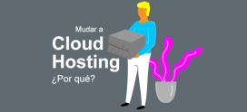 Por qué mudar tu web, ecommerce, academia online o blog a Cloud Hosting de WNPower