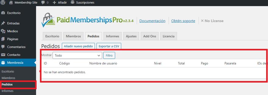 paso 16 de cómo crear un membership site en wordpress