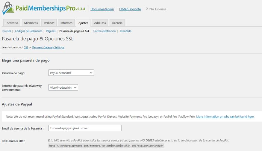 paso 9 cómo crear un membership site en wordpress