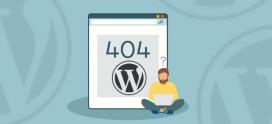 Cómo solucionar el error 404 de WordPress