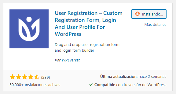 wordpress evitar usuarios spam basura falsos