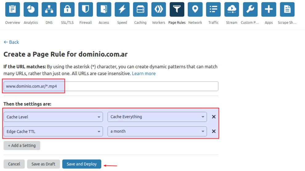 wordpress reducir bajar carga analizador plugins archivos cloudflare
