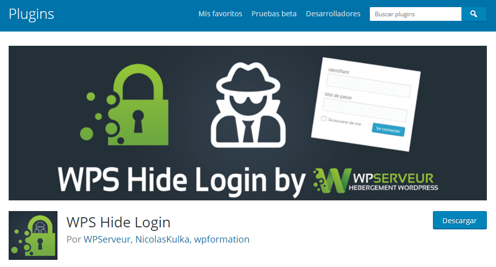 plugin cache hosting reducir carga wpadmin url