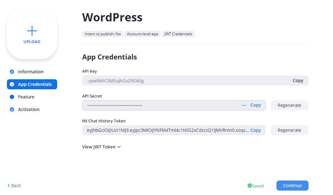 integrar instalar zoom wordpress copia