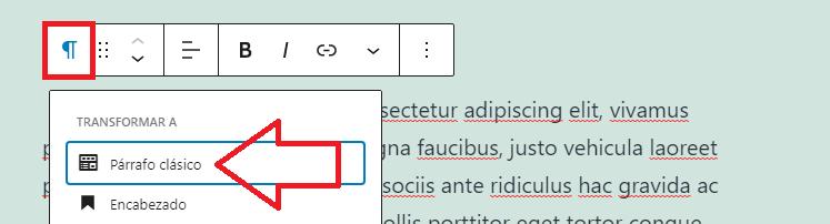 html justificar parrafo texto wordpress plugin