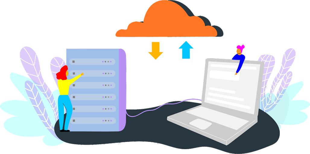 por que usar google drive mejor hosting web